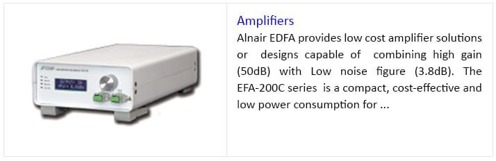 amplifiers, Alnair Labs