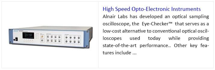 highspeed-opto, Alnair Labs