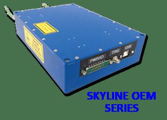 Skyline Pulsed Fiber Lasers