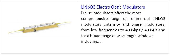 linbo3-electro-optic-modulators