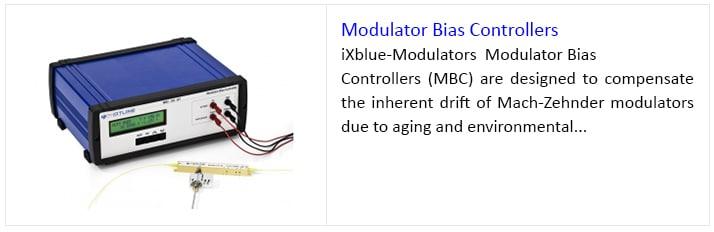 modulator-bias-controllers
